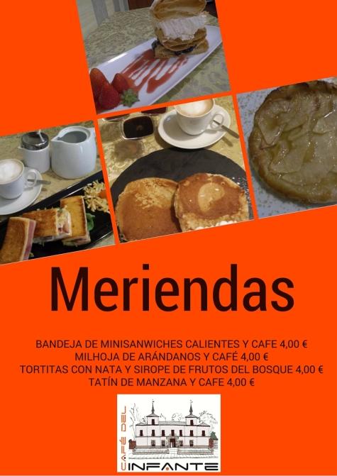 Meriendas 1