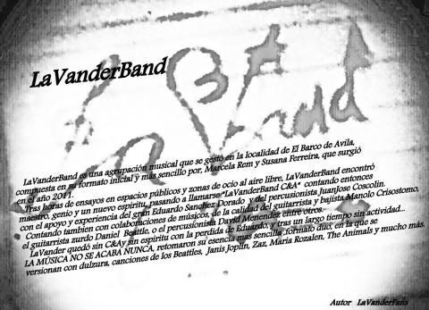 lavanderband-info